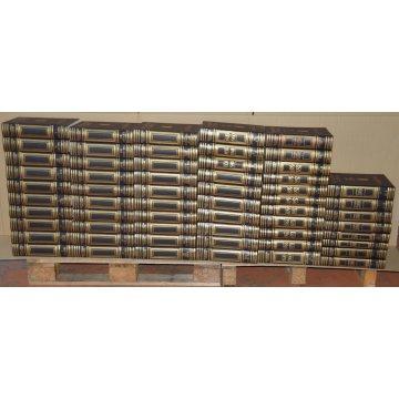 ANTICA ENCICLOPEDIA Treccani 59 LIBRI epoca 1949 35 volumi + 24 appendici album