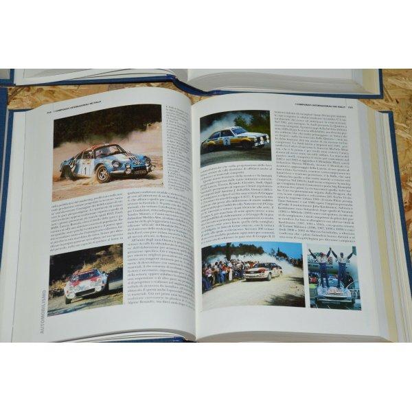 ENCICLOPEDIA DELLO SPORT Treccani CALCIO e MOTORI epoca 2002 LIBRO + DVD + CD