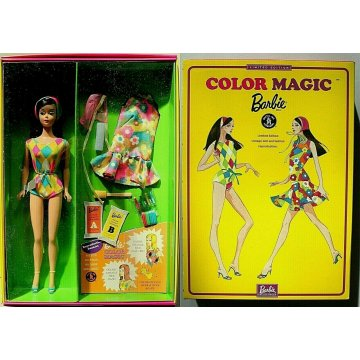 BARBIE Doll COLLECTIBLE COLOR MAGIC VINTAGE Reproduction 2003 MATTEL  B3437