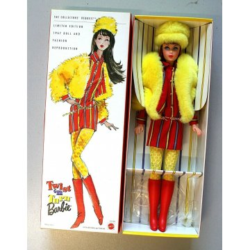 BARBIE Doll THE COLLECTORS' REQUEST tm fashion reproduction 1997 MATTEL  23258