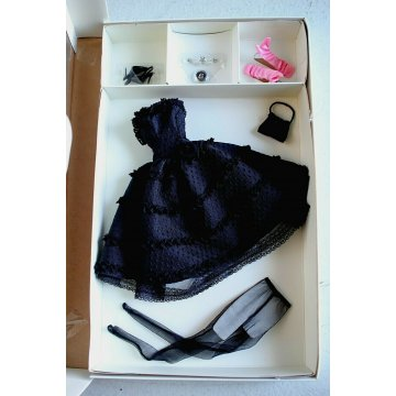 OUTFIT BARBIE doll NRFB Fashion Model COLLECTION Black Enchantment MATTEL  55500