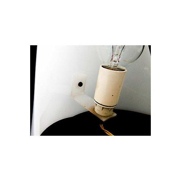 LAMPADA TAVOLO DESIGN PLEXI HANNS HOFFMANN LEDERER ACRYLIC DESK LAMP TABLE 1950