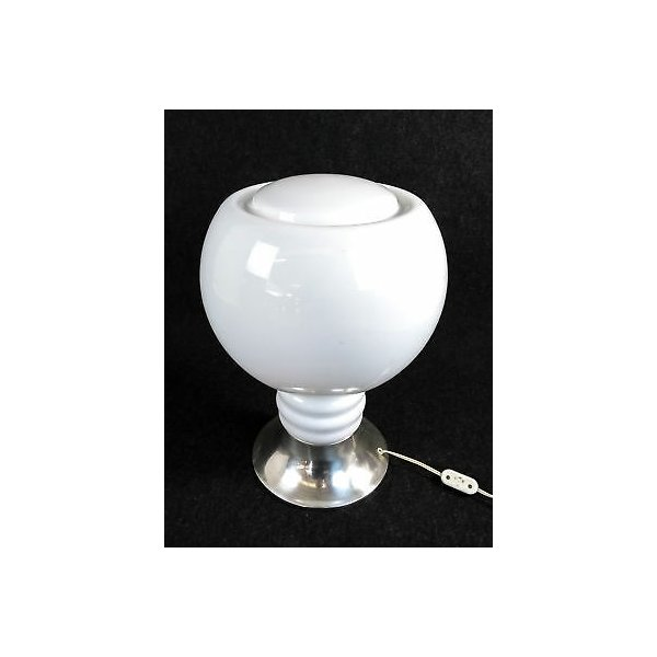 LAMPADA TAVOLO DESIGN SPACE AGE CARLO NASON MAZZEGA VINTAGE TABLE LAMP FUNGO