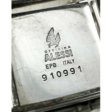 CANDELIERE OFFICINA ALESSI ACHPHAT DESIGN PAOLO PORTOGHESI 1988 CANDELABRO EPOCA