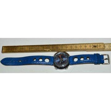SORNA 21600 orologio polso VINTAGE anni 70 ALARM SPORT WATCH MONTRE collezione