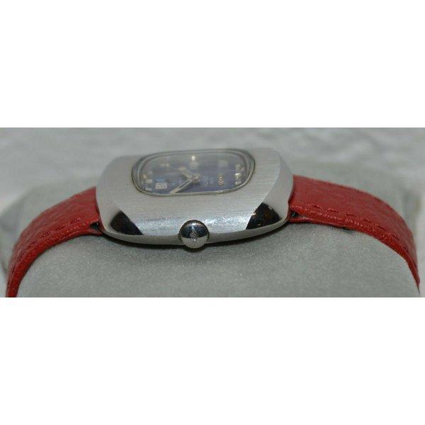 RARO Movado Zenith Kingmatic SUBSEA HS 360 orologio polso VINTAGE anni 70 WATCH