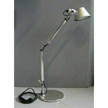 LAMPADA DA TAVOLO TOLOMEO MICRO DESIGN Michele De Lucchi ARTEMIDE 1987
