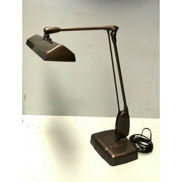 LAMPADA TAVOLO Dazor Floating Fixture LARGE INDUSTRIAL work-desk LAMP 2324-25